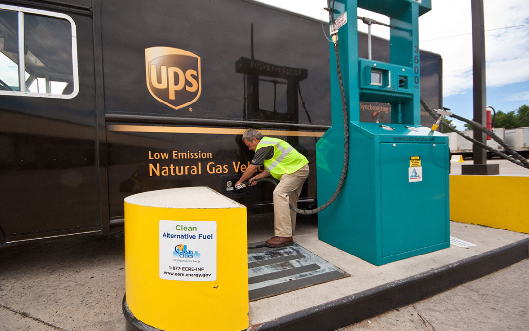 Integrating Medium and Heavy Duty Natural Gas Vehicles into Your Fleet