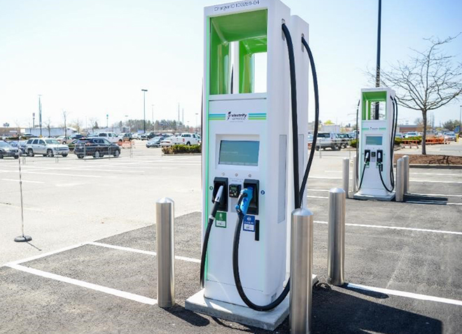 Electrify America begins building a nationwide network of metro, highway, workplace and community chargers
