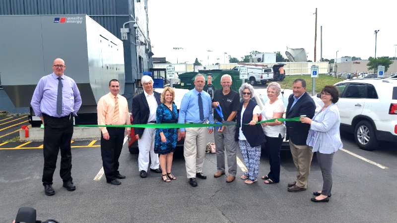 8/1/18 – Batavia Downs Installs EV Charging Station