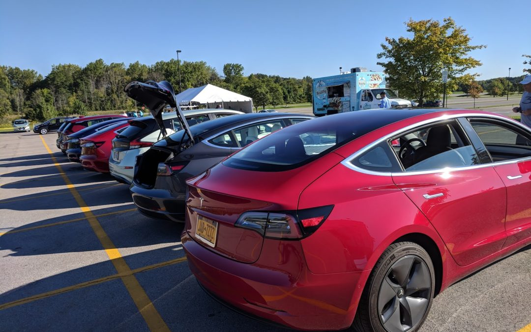 9/15/18 – National Drive Electric Week Car Show + Ride and Drive